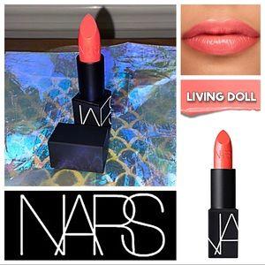 NWOB - NARS Sheer Lipstick - LIVING DOLL